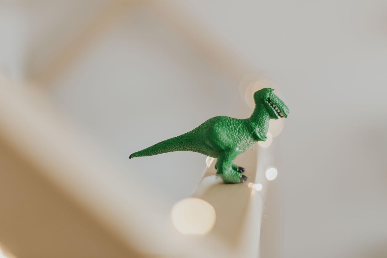 T-Rex hat Euch zum Fressen gern