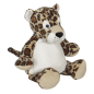 Preview: Soft toy with name - Leopard, 16 inch