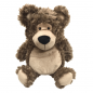 Preview: Plush toy with name - Teddy Bobby bear, brown, 41 cm
