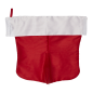 Preview: Traditional Christmas Stocking, scarlet red