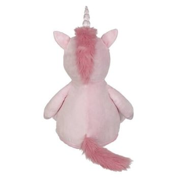 Soft toy with name - Unicorn Rosa, 16 inch