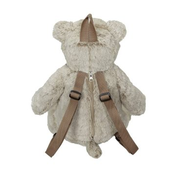 Embroider Buddy Bear Classic Backpack back