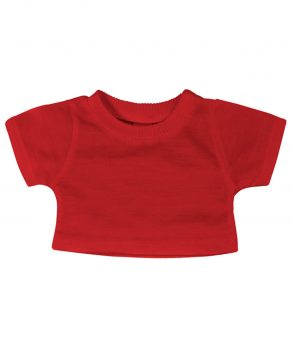 Teddy T-Shirt Red