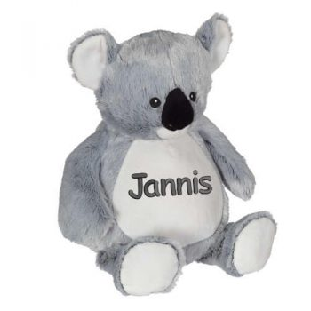Soft toy with name - Koala, 16 inch
