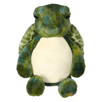 Soft toy with name - Turtle, 16 inch