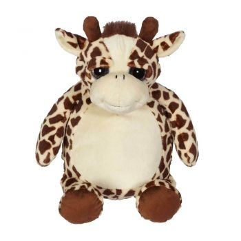 Soft toy with name - Googie Giraffe, 16 inch