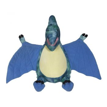 Plush toy with name - Dino Pierce, 16 inch