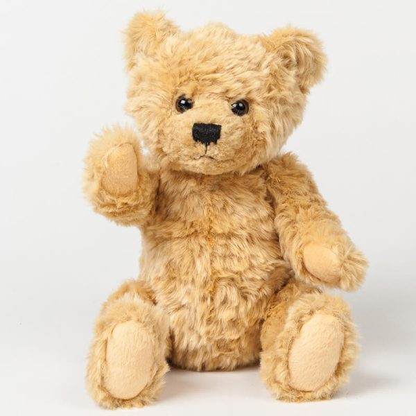 Teddy with movable arms and legs | light brown | 20 cm and 30 cm