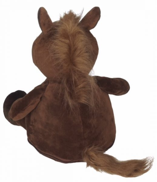 Soft toy with name - Horse, 16 inch