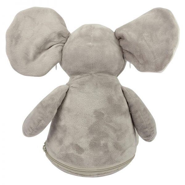 Plush toy with name - Elephant Zippie, 46 cm